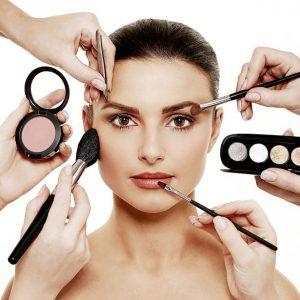 Bibi Salon beauty & care karaja dag make-up1