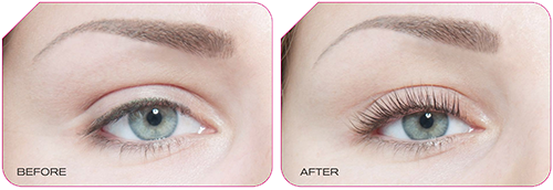 Bibi Salon beauty & care lashlifting