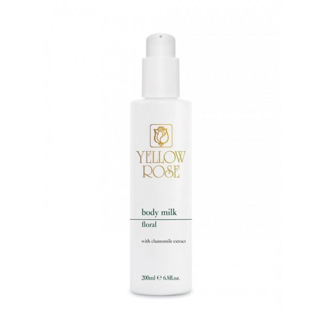 Beautysalon bibi - Yellow rose body milk